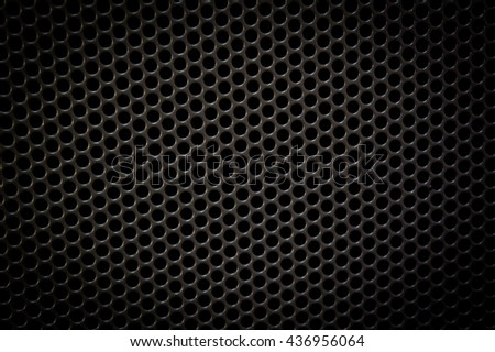 abstract black dots pattern background,dark style