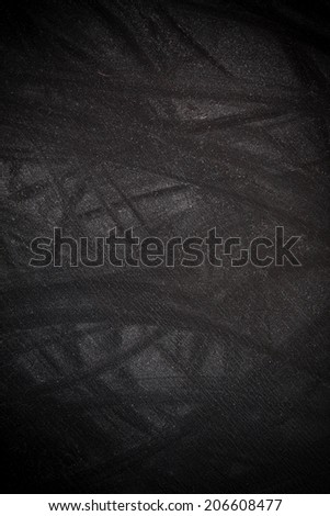 Abstract Black Dusty Background