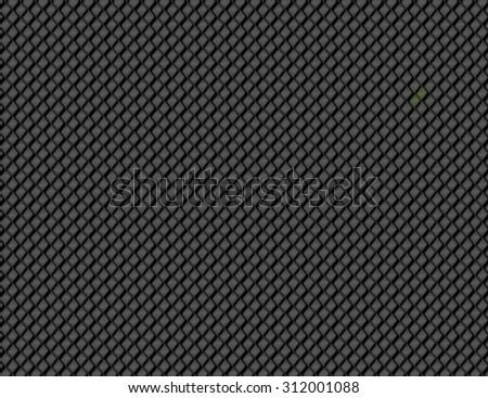 abstract black seamless grunge texture - stock photo