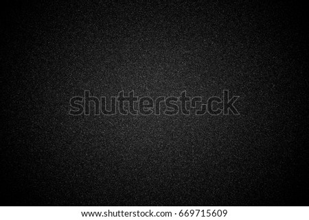 Abstract Black Texture Background Rustic Dark Wallpaper For Add Text Message Sandpaper