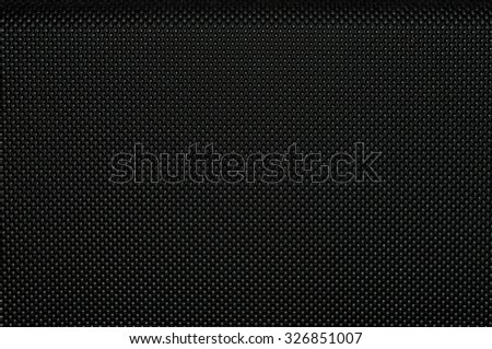 abstract black texture with dots