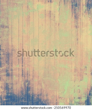Abstract blank grunge background, old texture with stains and different color patterns: brown; gray; green; purple (violet) - stock photo