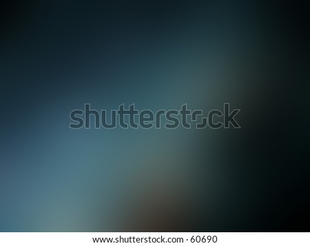 abstract blue and skin toned gradient - stock photo