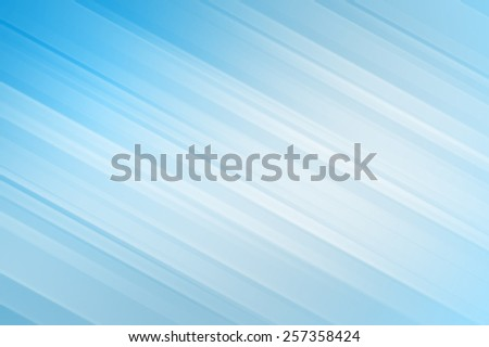 Abstract blue and white lines background - stock photo