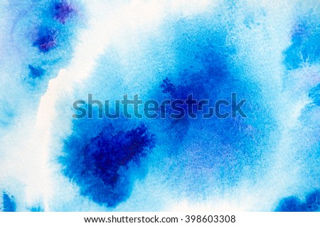 abstract blue background. abstract texture - stock photo
