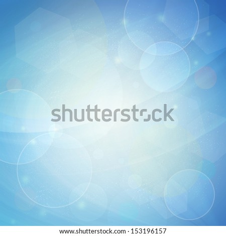 Abstract blue background as wave design