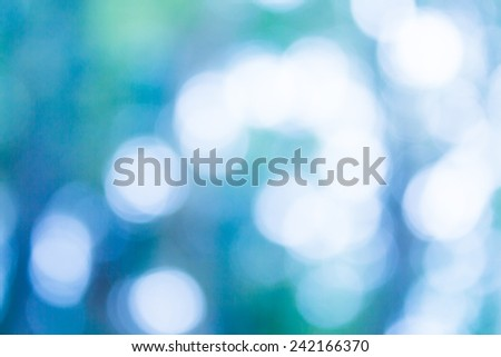 Abstract blue background beautiful. - stock photo