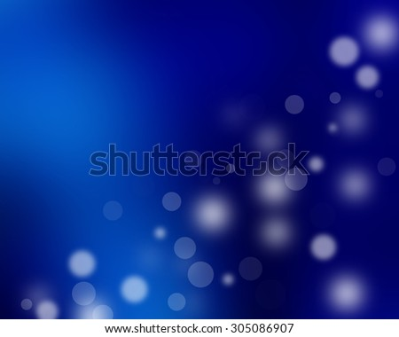 Abstract blue background ,blur
