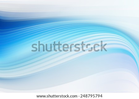 Abstract Blue Background Design  - stock photo