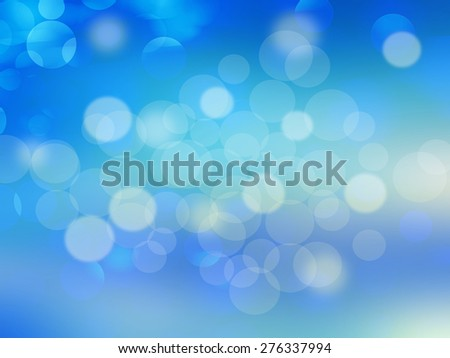 Abstract blue background  for text - stock photo