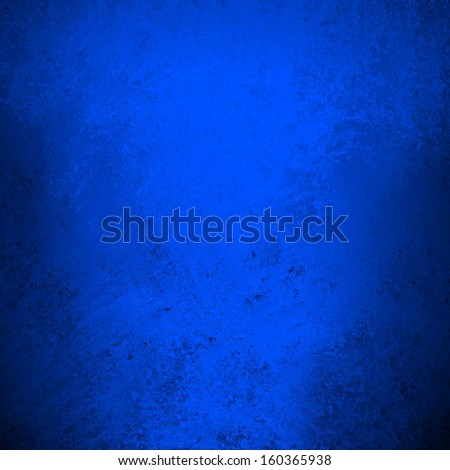 abstract blue background layout design, web template or brochure backdrop idea, light vintage grunge background texture. canvas linen texture material surface with faint design, bright colorful  - stock photo