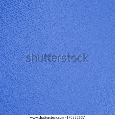 abstract blue background layout design, web template with country blue color and glassy rippled background texture. shiny bumpy foil material surface with faint design, macro background graphic art