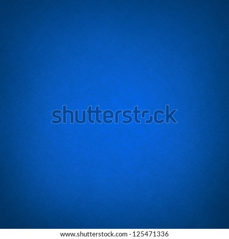 abstract blue background layout design, web template with smooth gradient color and light vintage grunge background texture. canvas linen texture material surface with faint design, bright colorful