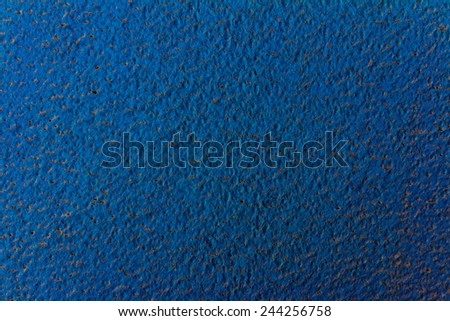 abstract blue background of elegant dark blue vintage grunge background texture black on border with light center blank for luxury brochure invitation - stock photo