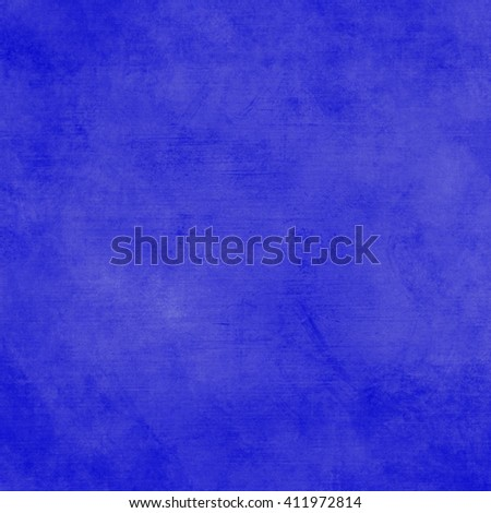 abstract blue background of elegant dark blue vintage grunge background texture black on border with light center blank for luxury brochure invitation ad or web template, paper art canvas paint layout - stock photo