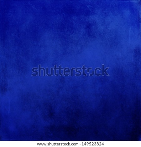 abstract blue background of elegant dark blue vintage grunge background texture black, web template, paper art canvas paint layout