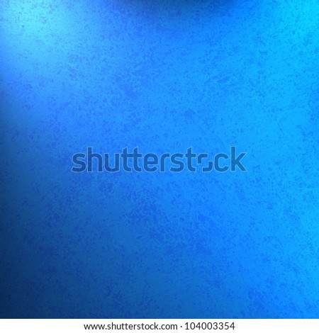 abstract blue background or light blue paper with vintage grunge background texture design - stock photo