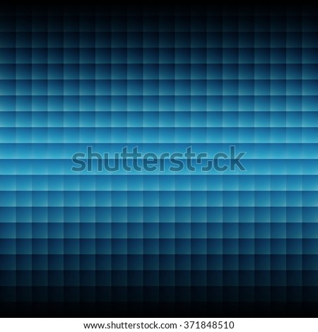 Abstract blue background, pattern texture for technology, business, computer or electronics products - stock photo