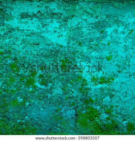 abstract blue background texture cement wall