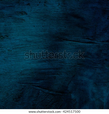 abstract blue background texture concrete wall - stock photo