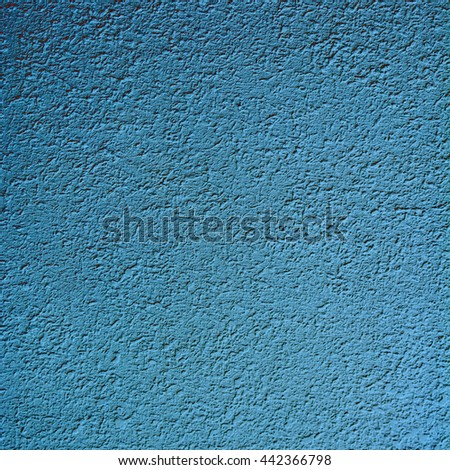 Abstract blue background texture wall