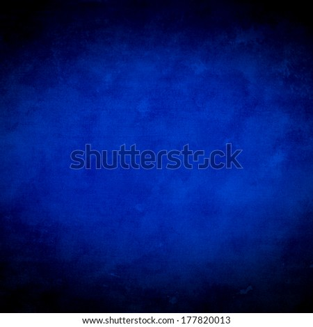 abstract blue background  with bright center