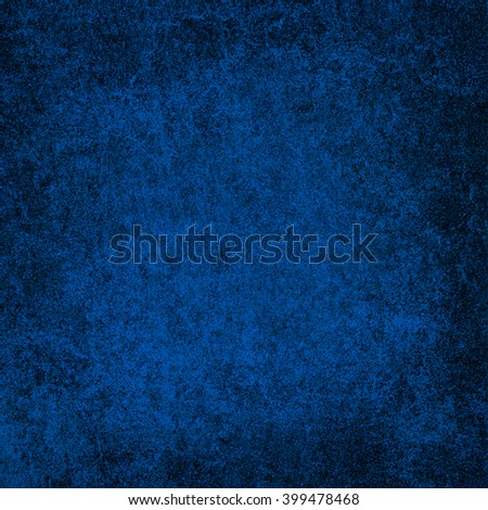 Abstract blue background with grunge texture wall wallpaper