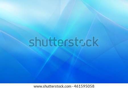 Abstract blue curved motion background