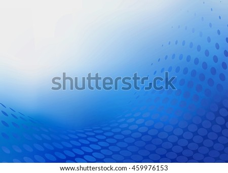 Abstract blue design background jpg template for various artworks, graphics, cards, banners, ads and much more. Plenty of space for text.