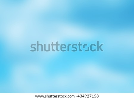 Abstract blue effect background