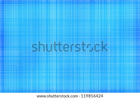 Abstract blue fabric background. - stock photo