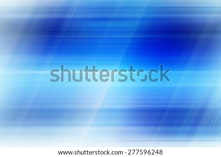 Abstract Blue Futuristic Background - stock photo