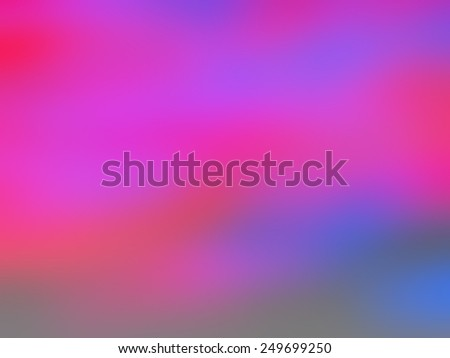 abstract blue pink background with smooth curves  - stock photo