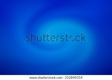 Abstract blue ripples wave and swirl background for wallpaper or backdrop or webdesign - stock photo