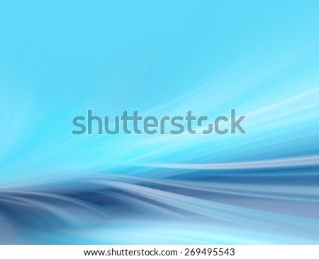Abstract blue soft background for design business cards