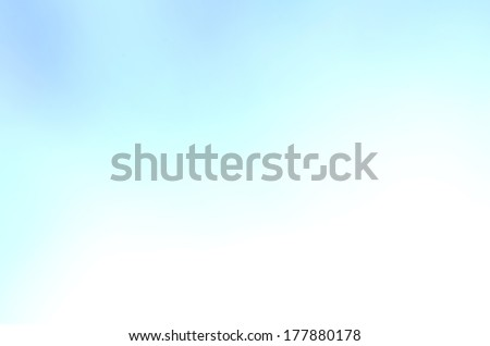 Abstract blue soft background with gradient  highlights. - stock photo