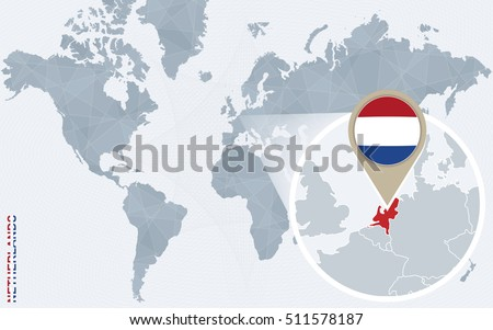 netherlands map stock images royalty free images vectors