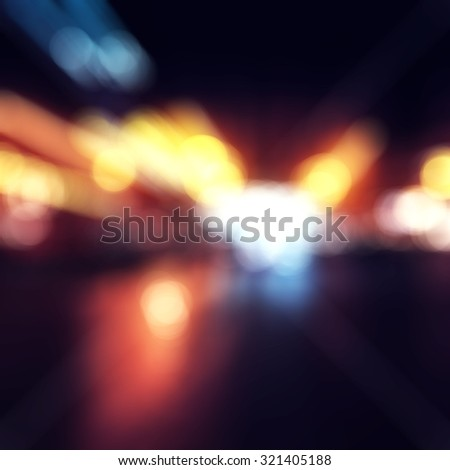 abstract blur city light background for web design,colorful,texture, wallpaper,illustration - stock photo