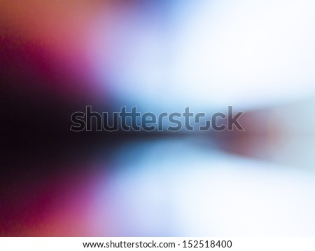 Abstract blur lighting design - stock photo