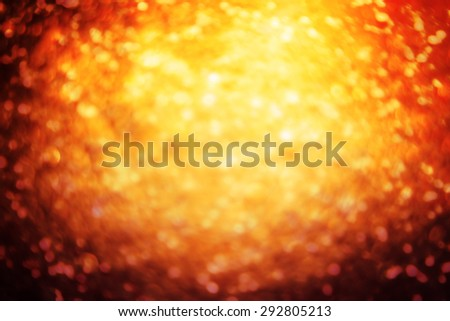 Abstract Blur of blurred lights with Double exposure effect Backgrounds for your design