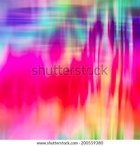 Abstract blurred background. Blurred effect, bright colors. Rainbow gradient