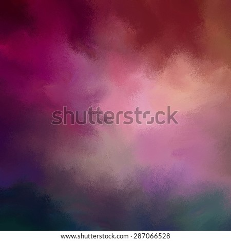 abstract blurred background paint - stock photo