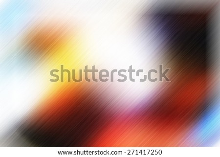 abstract blurred background, smooth gradient texture color with up right diagonal speed motion lines - stock photo