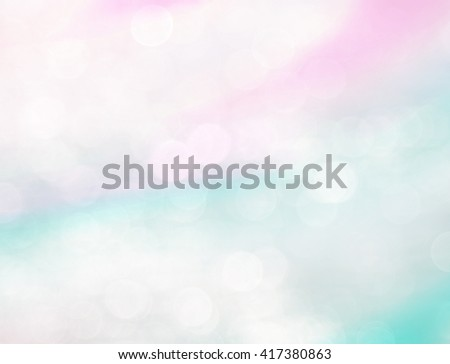 Abstract blurred bokeh background of colorful