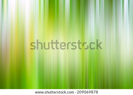 abstract blurred green background spring summer - stock photo