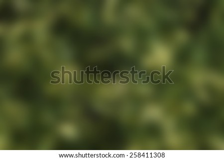 Abstract blurred green image for minimalist and puristic background design  Perfect for minimalist and puristic web design: blurred and filtered image green and yellow with filter effect - stock photo