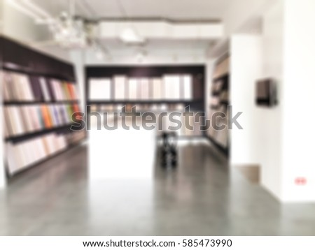 abstract blurred photo material store shopping stock photo royalty