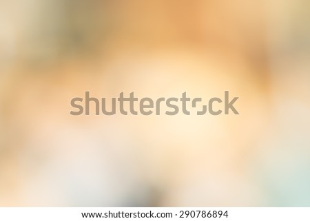 Abstract blurred soft colorful effect background - stock photo