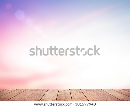 Abstract blurred textured background: purple and blue patterns. Blurred nature background. Beautiful oceans and bright sun light. Summer Holidays, World Environment, Earth Day concept. - stock photo