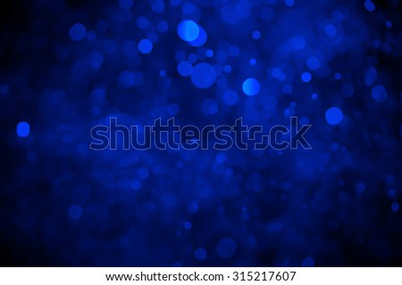 Abstract blurry bokeh texture background